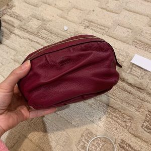 c013726e4abe2b Women's Gucci Clutch Cosmetic Bag on Poshmark